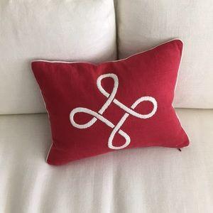 """Williams Sonoma Home 12""""x16"""" decorative Pillow"""